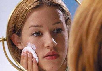 hudplejeserie til uren hud