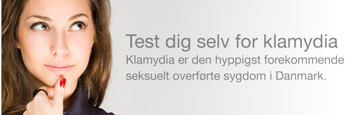 Klamydia. Test dig selv for klamydia og forebyg smitte