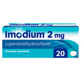 Imodium Tabletter