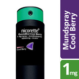 Nicorette Quick Cool Berry 1 mg