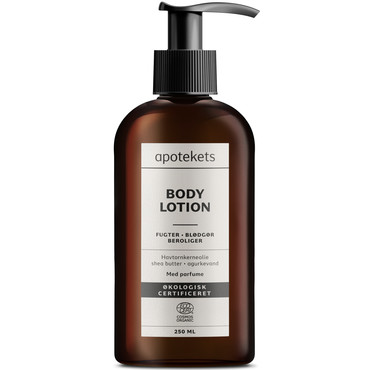 Apotekets Øko. Cert. Body Lotion
