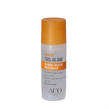 aco spotless daily moisturiser