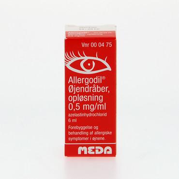 benaliv øjendråber pris