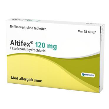antihistamin mod søvnløshed
