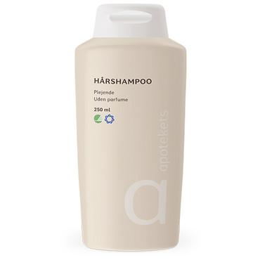 hårshampoo uden parfume
