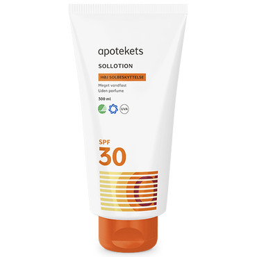 Apotekets Sol Lotion SPF 30