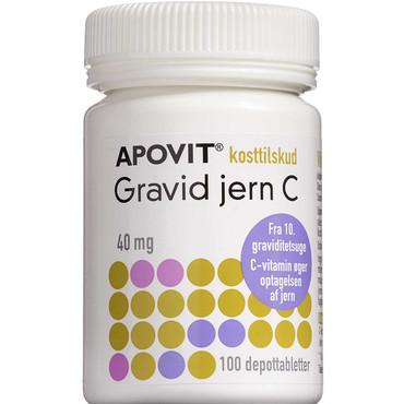 c vitamin gravid