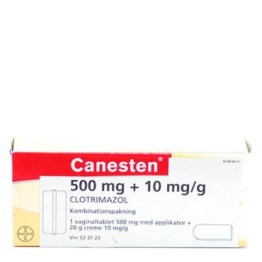 tabletter mod svamp