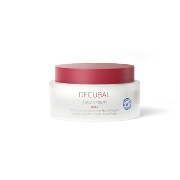 Decubal Face Cream Krukke