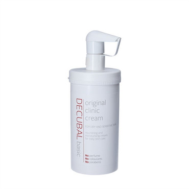Decubal Original Clinic Cream m/pumpe 38%