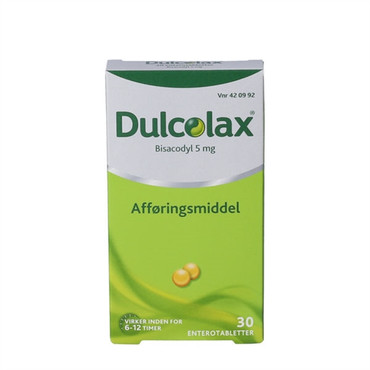 Dulcolax tabletter