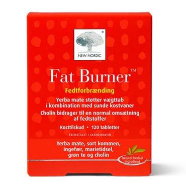 hjælp til fedtforbrænding