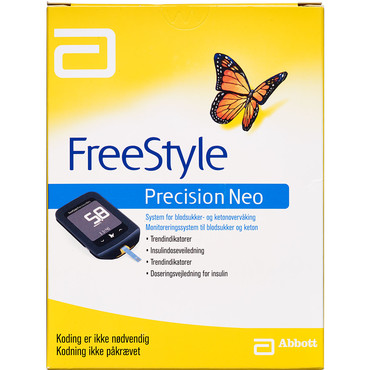 FreeStyle Precision Neo