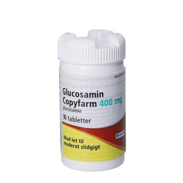 glucosamin sulfat bivirkninger