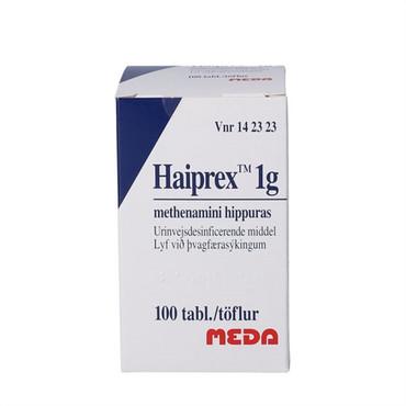medicin mod blærebetændelse