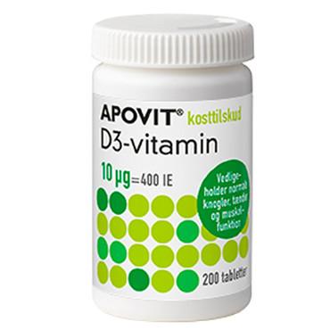 vitamin d graviditet