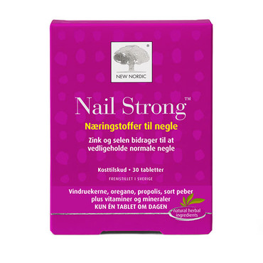 nail strong tabletter