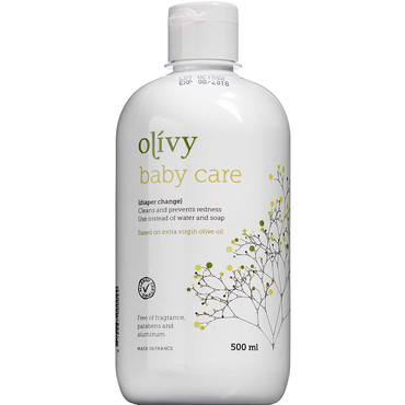 Olivy Baby Care Diaper Change