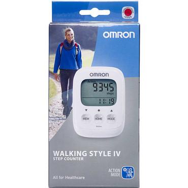 omron skridttæller walking style 3
