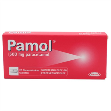 Pamol Tabletter