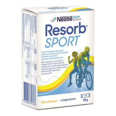 Resorb Sport Pulver