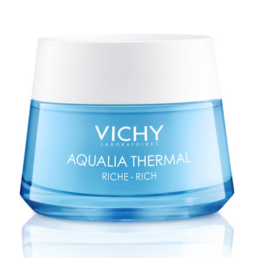 Vichy Aqualia Rehydrating Cream Rich