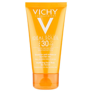 Vichy Ideal Soleil Dry Touch